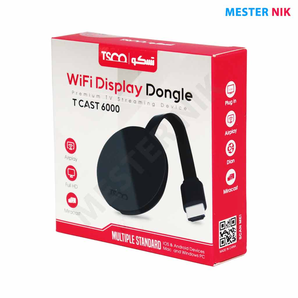 دانگل HDMI تسکو مدل T-Cast 6000