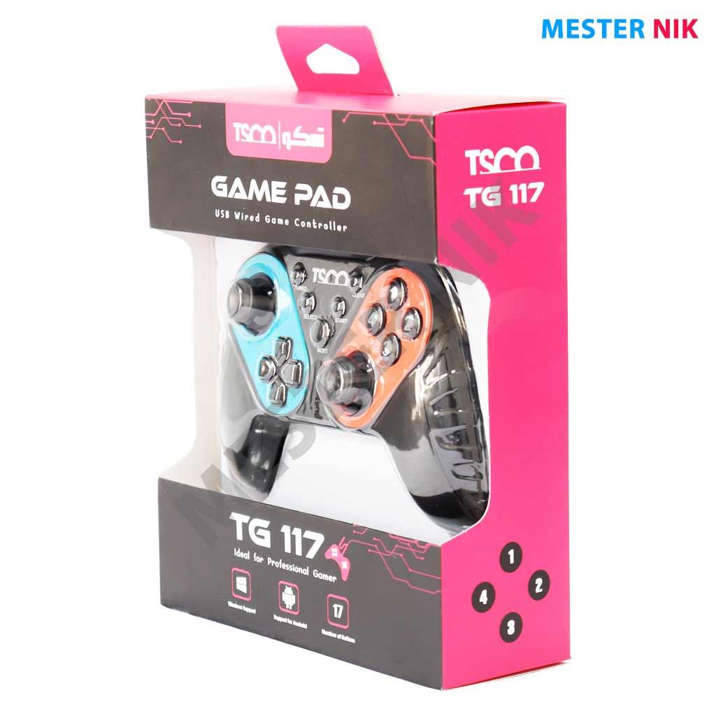 دسته بازی تسکو مدل TG 117